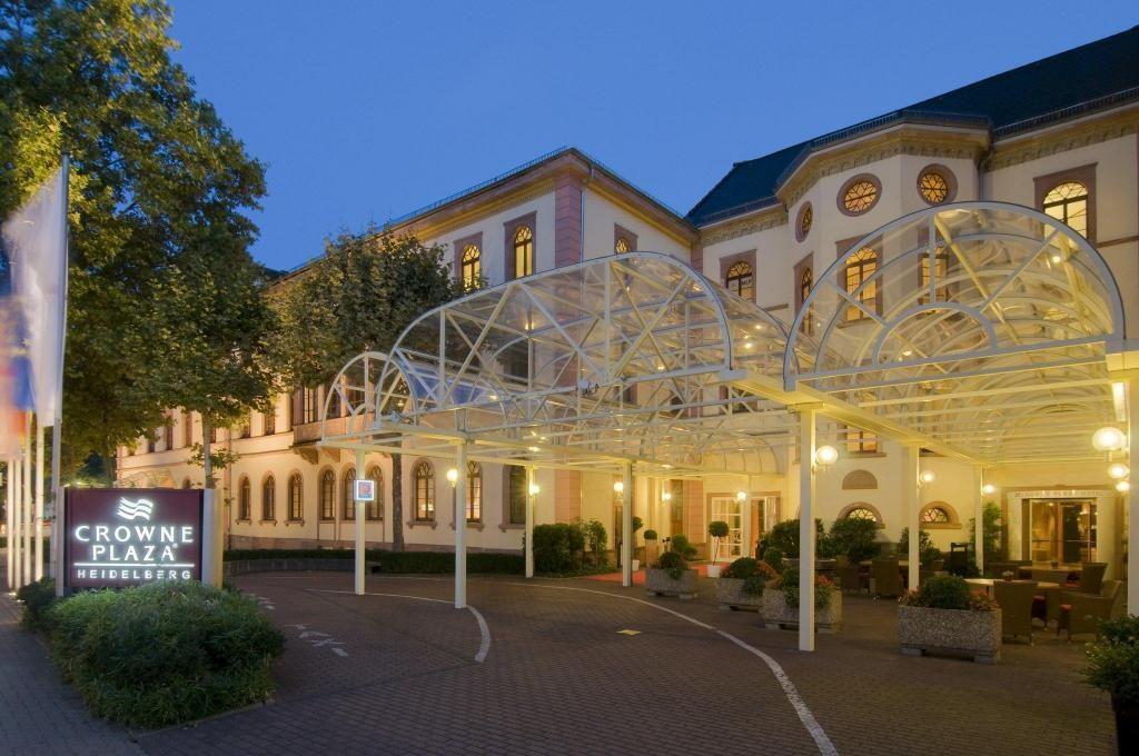 Crowne Plaza Hotel Heidelberg